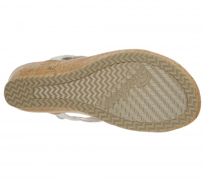 Sandale Skechers BEVERLEE - DATE GLAM 119010-OFF WHITE 3