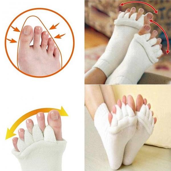 Sosete pentru corectare degetelor - ORTO22 1