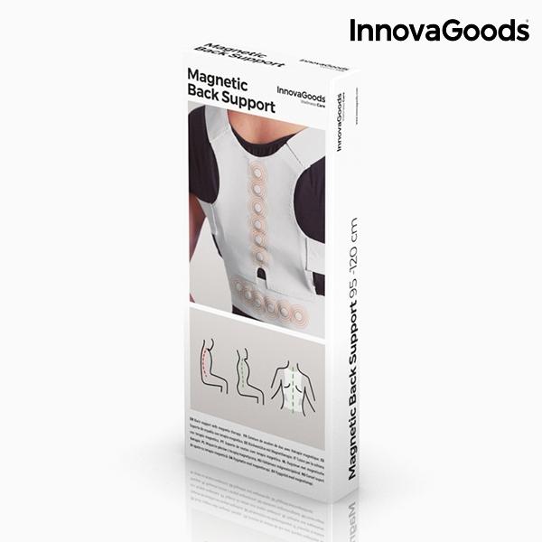 Suport corector pentru spate magnetic Innovagoods 6