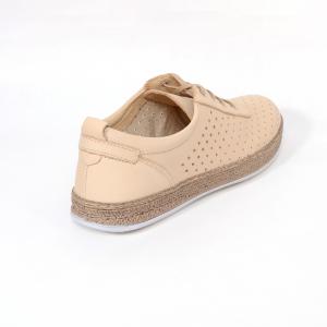 Pantofi casual dama 459 Bej3