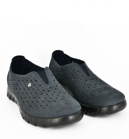 Pantofi din piele naturala FLY FLOT 162 [0]