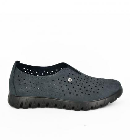 Pantofi din piele naturala FLY FLOT 162 [4]