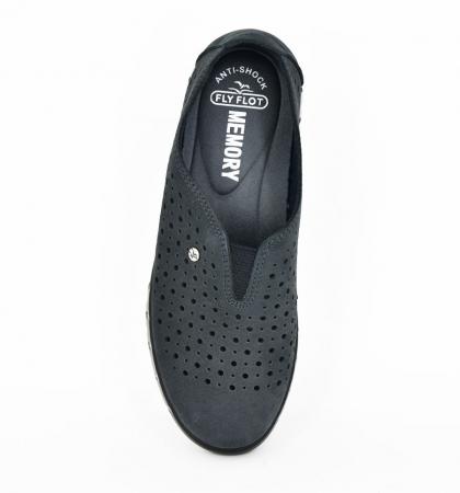 Pantofi din piele naturala FLY FLOT 162 [5]