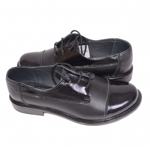Pantofi casual dama 345 Negru [3]
