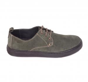 Pantofi casual dama 434XB Kaki0