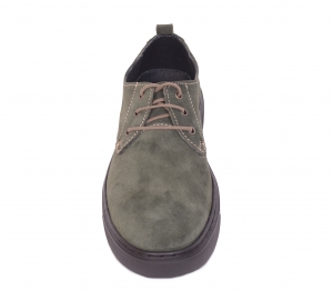 Pantofi casual dama 434XB Kaki1