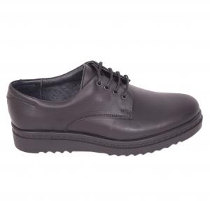 Pantofi casual dama 486 Negru0