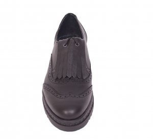 Pantofi casual dama 487 Negru1