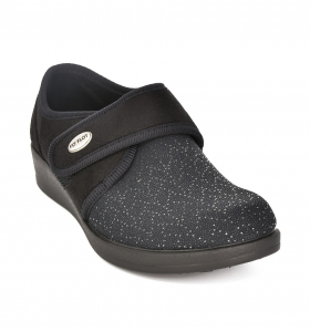 Papuci Textil Confort FLY FLOT 0433