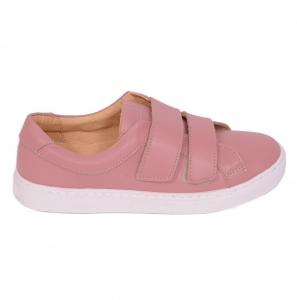 Pantofi piele naturala, CONFORT+ 550 Roz0