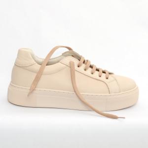Pantofi casual dama 575 Bej4