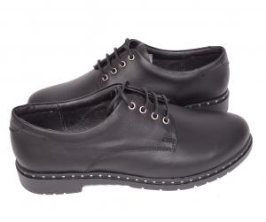 Pantofi casual dama 592 Negru3