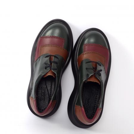 Pantofi casual dama 596 Color2