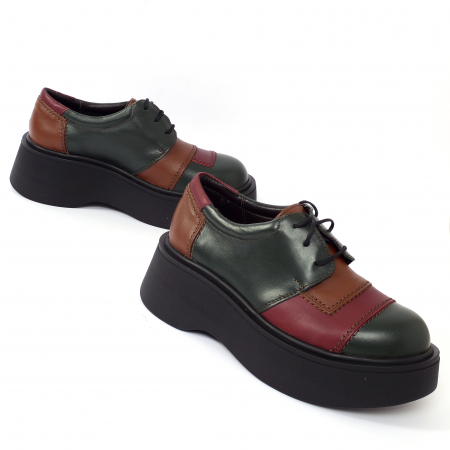 Pantofi casual dama 596 Color0