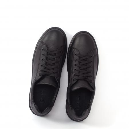 Pantofi casual dama 564 Negru2