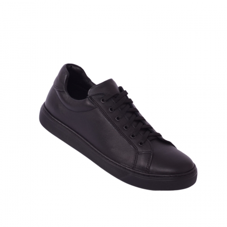 Pantofi casual dama 564 Negru1