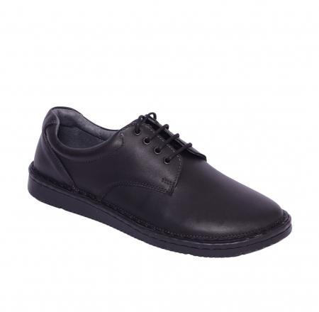 Pantofi casual dama 578 Negru0