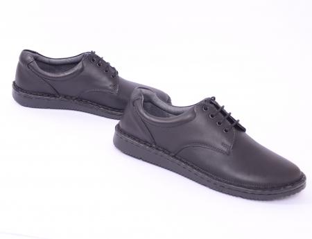 Pantofi casual dama 578 Negru1
