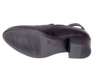 Pantofi confortabili dama 557 Negru6