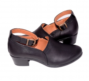 Pantofi confortabili dama 557 Negru5