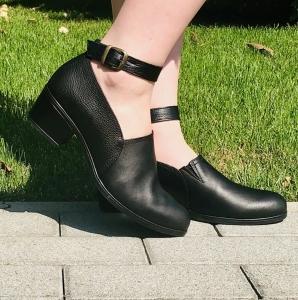 Pantofi confortabili dama 557 Negru0