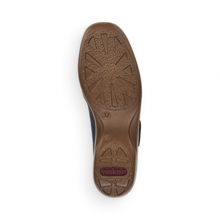 Pantofi de piele naturala Rieker 41369-14 [7]