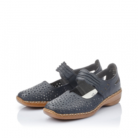 Pantofi de piele naturala Rieker 41399-14 [1]