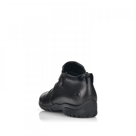 Pantofi din piele naturala Rieker L4671-00 [2]