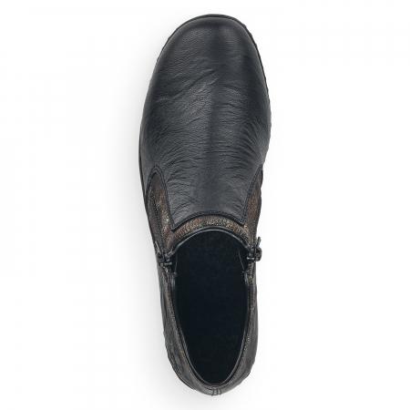 Pantofi din piele naturala Rieker L4382-00 [3]