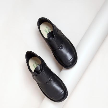 Pantofi piele Medline Confort 476 Negru [3]