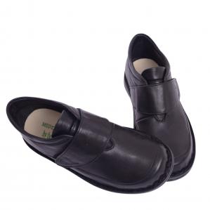 Pantofi piele Medline Confort 476 Negru [2]