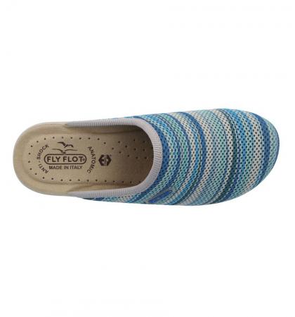 Papuci confortabili Fly Flot 069 albastru [2]
