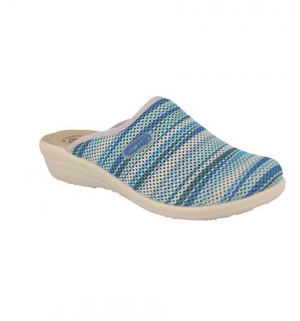 Papuci confortabili Fly Flot 069 albastru [0]