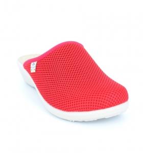 Papuci confortabili Fly Flot 030  Rosu0