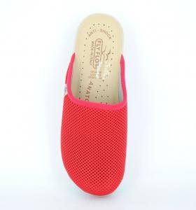 Papuci confortabili Fly Flot 030  Rosu2