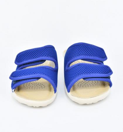 Papuci confortabili Fly Flot 120 albastru2