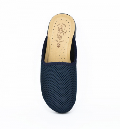 Papuci confortabili Fly Flot 125 navy2