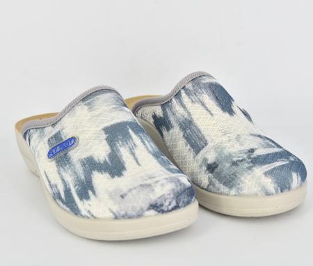 Papuci confortabili Fly Flot 154 albastru2
