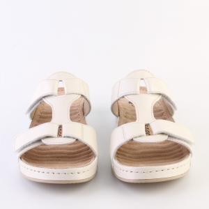 Papuci cu talpa ortopedica 242 Beige2