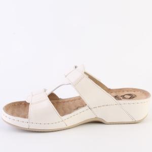 Papuci cu talpa ortopedica 242 Beige5