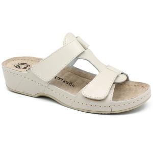 Papuci cu talpa ortopedica 242 Beige0