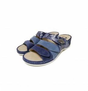 Papuci cu talpa ortopedica 701-18 Albastru1