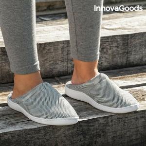 Papuci de Casă cu Gel Confort Bamboo4