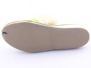 Papuci de casa 103 Verde [2]
