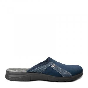 Papuci de casa barbatesti BG35 Blue1