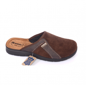 Papuci de casa barbatesti BG35 Maro Inchis [0]