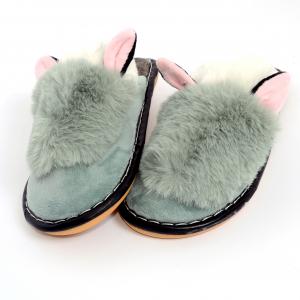 Papuci de casa Verde1