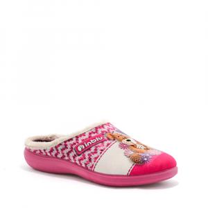 Papuci de casa Dama EC49 Rosa0