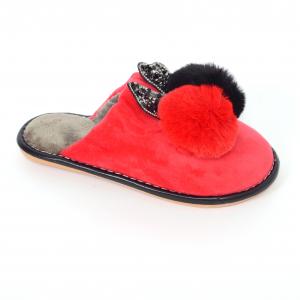Papuci de casa Rosu [0]