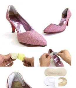 Protectie calcai din piele - ORTO-270